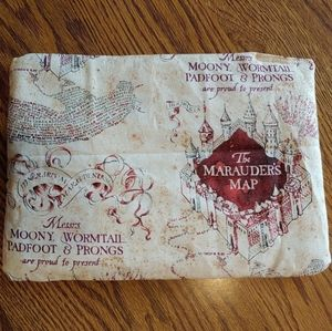 Harry Potter Marauders Map Rice Hot Cold Pad